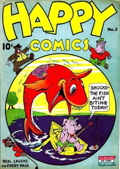 Happy Comics Vol 1 3