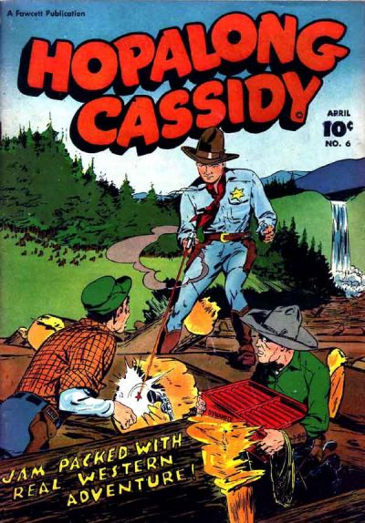 Hopalong Cassidy Vol 1 6