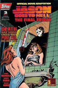 Jason Goes to Hell The Final Friday Vol 1 2