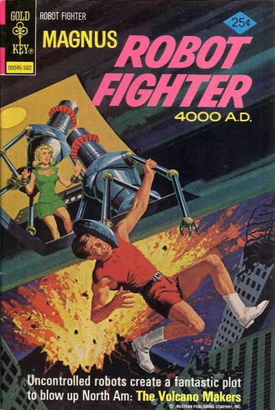 Magnus, Robot Fighter Vol 1 38