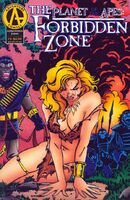 Planet of the Apes The Forbidden Zone Vol 1 3