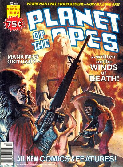 Planet of the Apes Vol 1 29