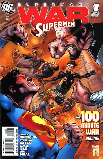 Superman: War of the Supermen Vol 1 1