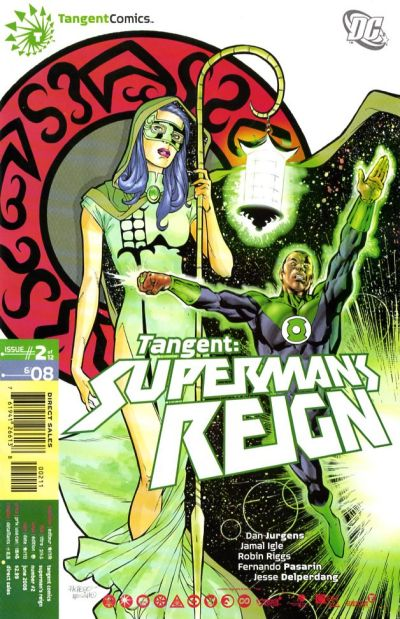 Tangent: Superman's Reign Vol 1 2