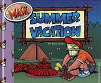 The Mask Summer Vacation