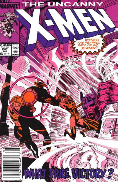 Uncanny X-Men Vol 1 247