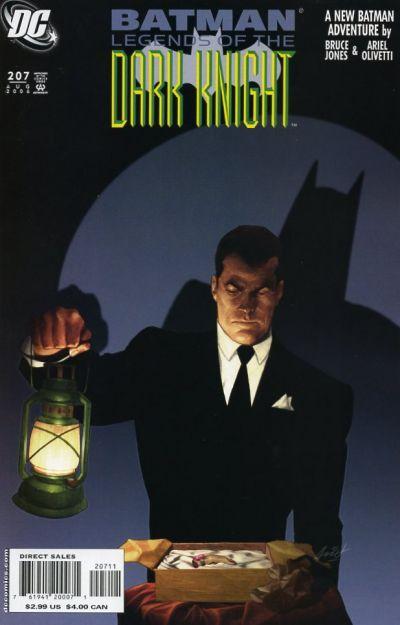 Batman: Legends of the Dark Knight Vol 1 207