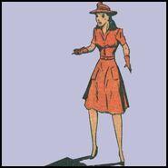 Betty Warren (Earth-MLJ) of Pep Comics Vol1 09
