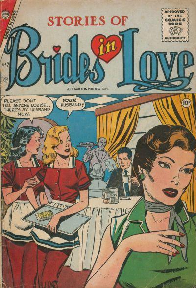 Brides in Love Vol 1 2