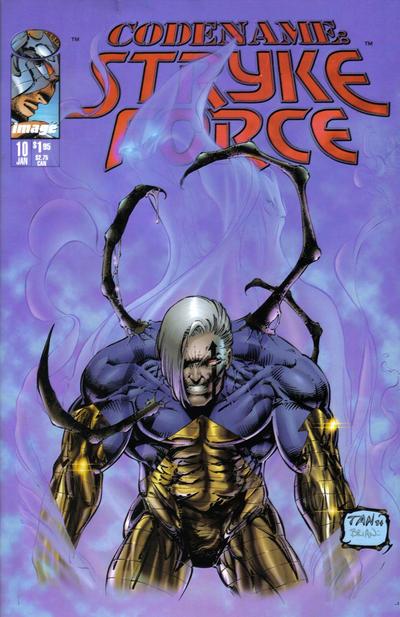 Codename: Stryke Force Vol 1 10