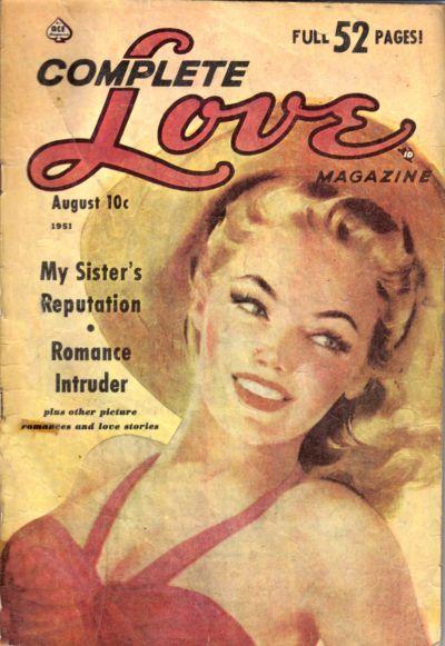 Complete Love Magazine Vol XXVI 3