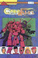 Cyberhawks Vol 1 1