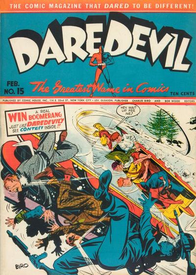 Daredevil (1941) Vol 1 15