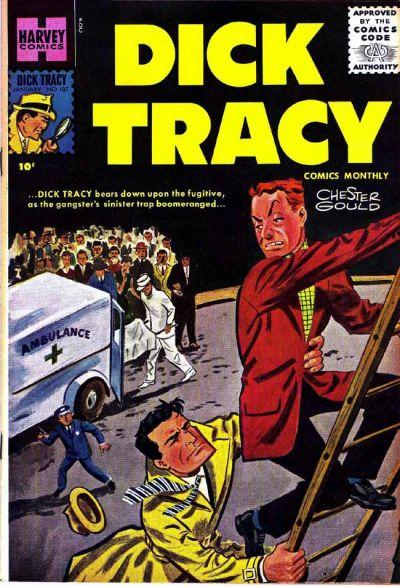 Dick Tracy Vol 1 107