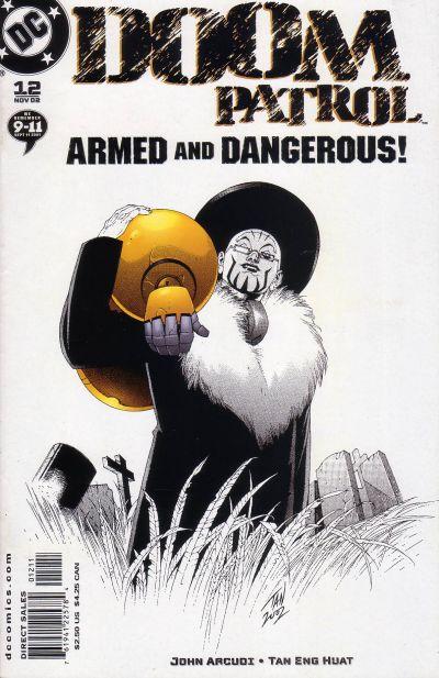 Doom Patrol Vol 3 12