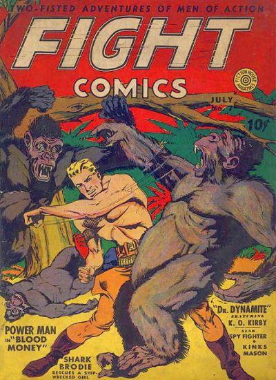 Fight Comics Vol 1 7