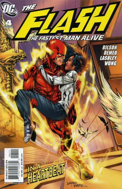 Flash: The Fastest Man Alive Vol 1 4