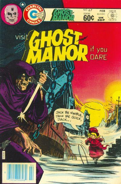 Ghost Manor Vol 2 67