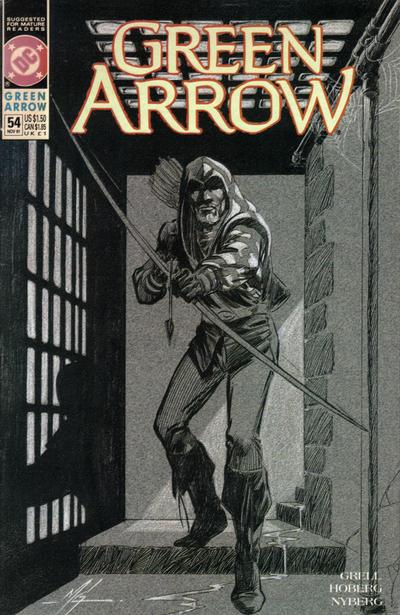 Green Arrow Vol 2 54