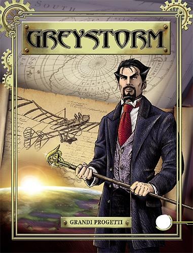 Greystorm Vol 1 1