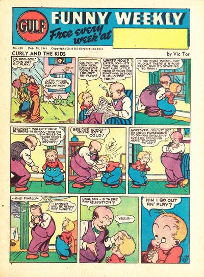Gulf Funny Weekly Vol 1 410