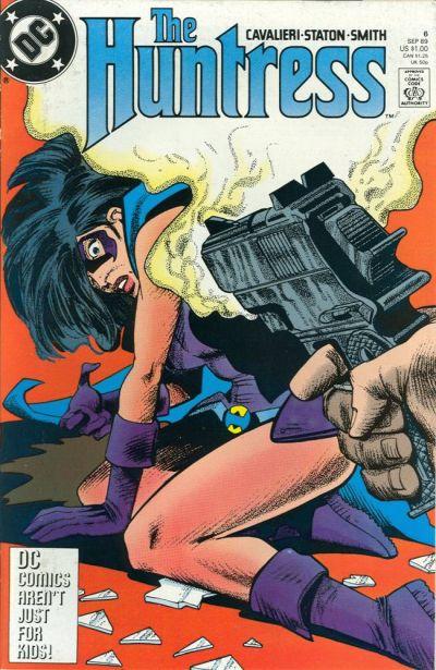 Huntress Vol 1 6