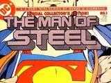 Man of Steel/Covers