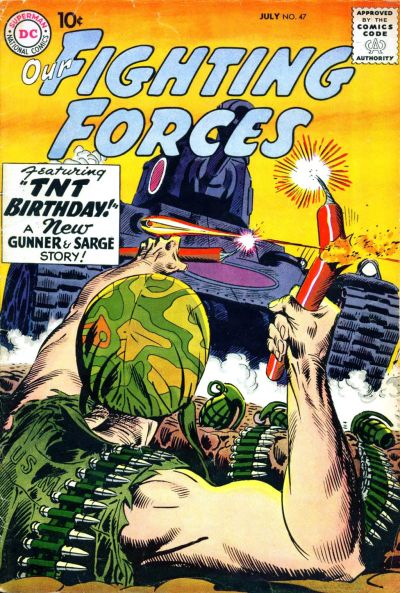 Our Fighting Forces Vol 1 47