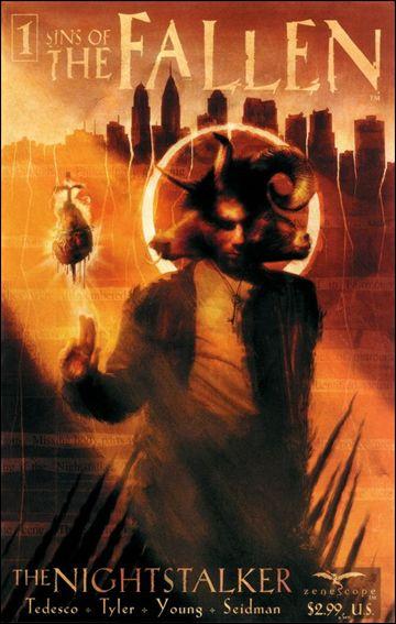 Sins of the Fallen: Nightstalker Vol 1 1