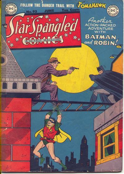 Star-Spangled Comics Vol 1 93
