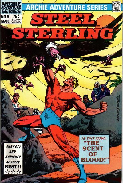 Steel Sterling Vol 1 5