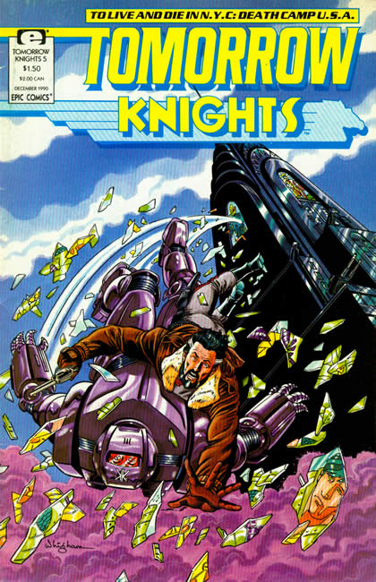 Tomorrow Knights Vol 1 5