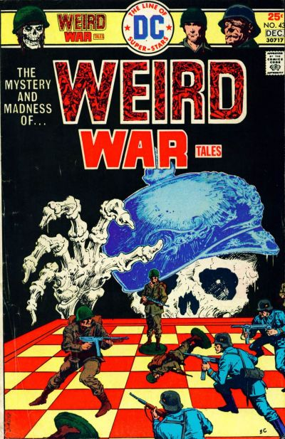 Weird War Tales Vol 1 43