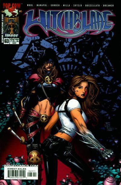 Witchblade Vol 1 63