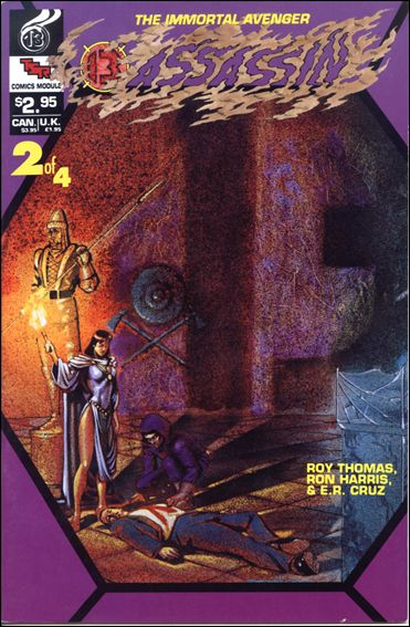 13: Assassin Comics Module Vol 1 2