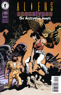 Aliens: Apocalypse - The Destroying Angels Vol 1 2