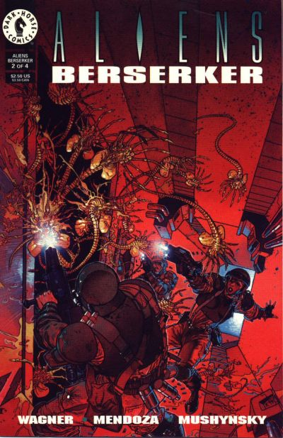 Aliens: Berserker Vol 1 2