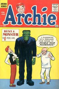 Archie Vol 1 125