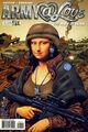 Army@Love The Art of War Vol 1 1