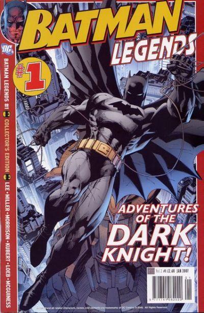 Batman Legends Vol 2