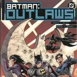 Batman: Outlaws Vol 1 2