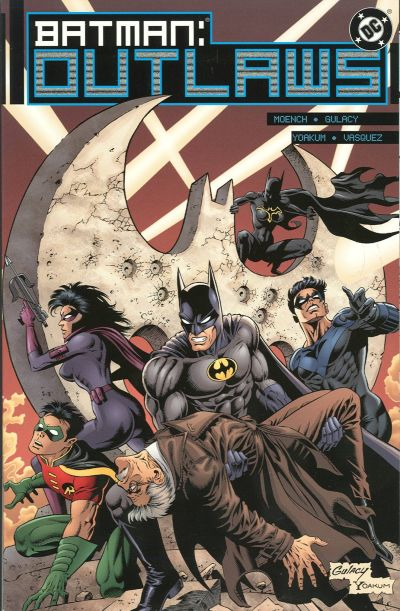 Batman: Outlaws Vol 1 2