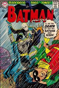 Batman Vol 1 180