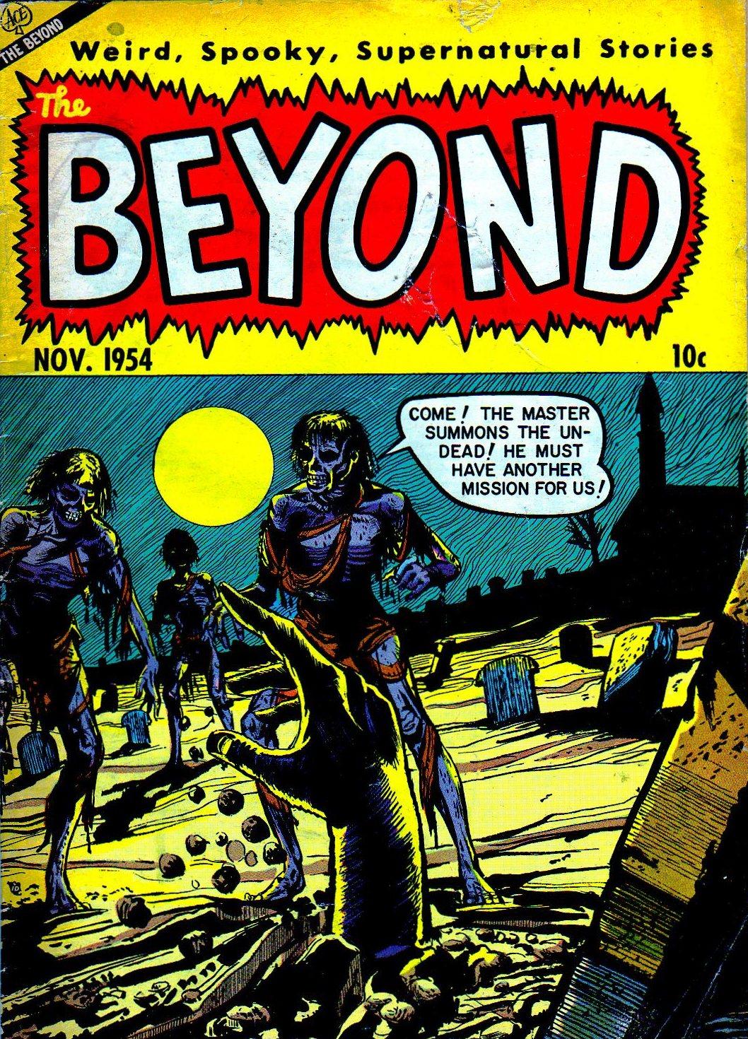 The Beyond Vol 1 29