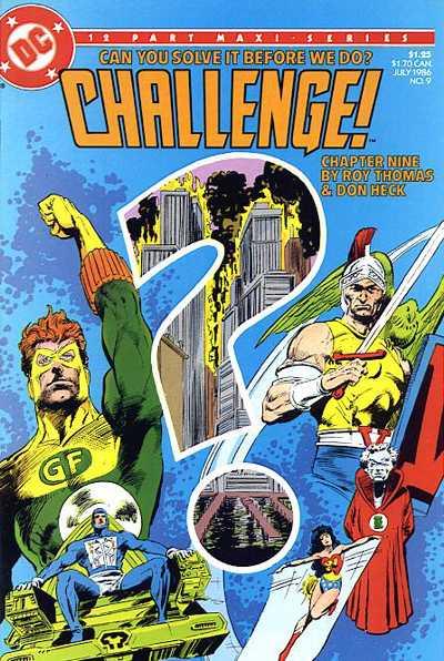 DC Challenge Vol 1 9