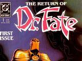 Doctor Fate Vol 2 1