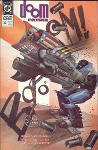 Doom Patrol Vol 2 32