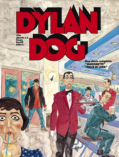 Dylan Dog Albo Gigante Vol 1 3