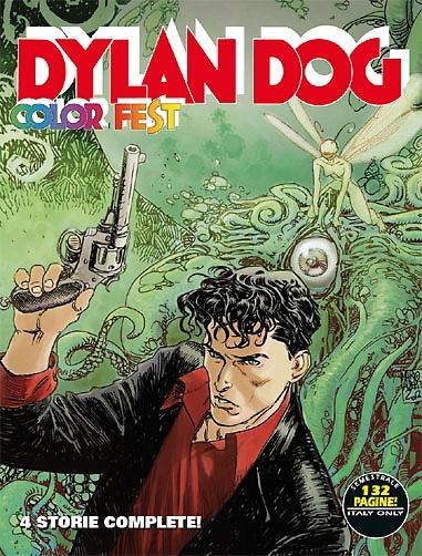 Dylan Dog Color Fest Vol 1 9