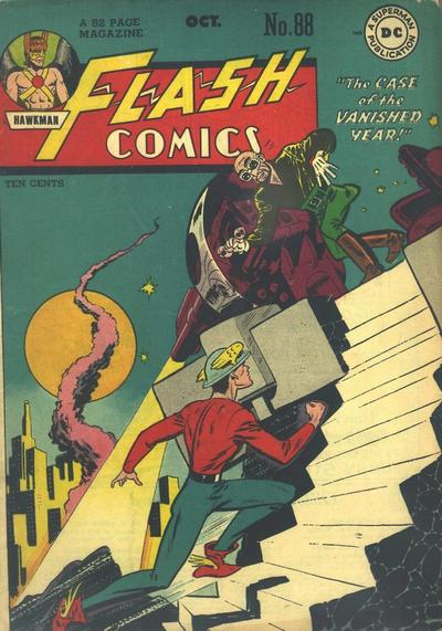 Flash Comics Vol 1 88